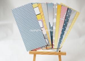 Super You  -Notebook edition-zestaw 12 papierów 10x21 cm