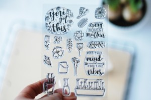 """""""You got this"""" -stamp set#90"""