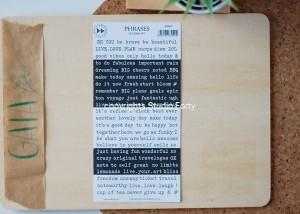Phrases- sticker set  (english)