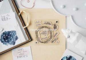 Lunar Garden - stamp set#106