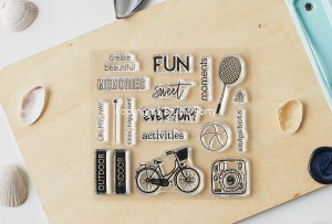 Everyday fun - stamp set#116