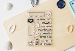 Story Details - stamp set#121
