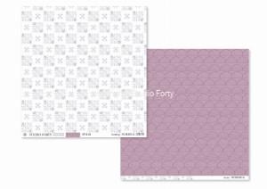 NORDICA -04- scrapbook paper