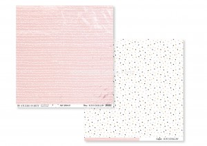 papier JUST CHILLIN - wires / confetti