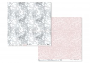 papier JUST CHILLIN - sparkle / icerink